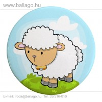 Kitűző: Bárány
