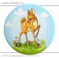 Kitűző: Őzike-bambi