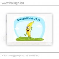 Jeles tarisznya: Banán