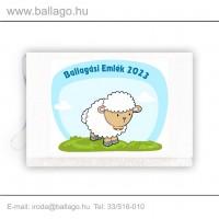 Jeles tarisznya: Bárány