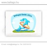 Jeles tarisznya: Cápa-szörfdeszkás
