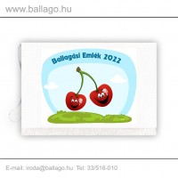 Jeles tarisznya: Cseresznye