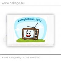 Jeles tarisznya: Televízió