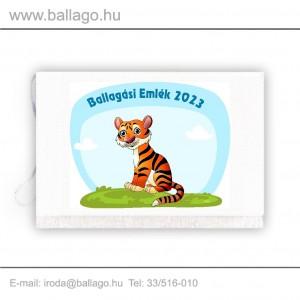 Jeles tarisznya: Tigris