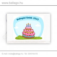 Jeles tarisznya: Torta