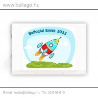 Jeles tarisznya: Űrhajó