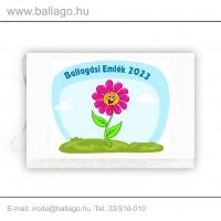 Jeles tarisznya: Virág-mosolygós