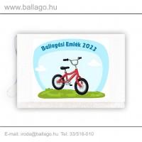 Jeles tarisznya: Bicikli