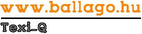 Ballagó webáruház
